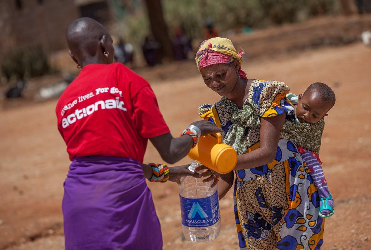 Seca na África: como sua doação está mudando vidas 1
